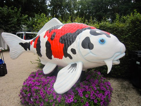 Holland Koi Show in Arcen 2015 - 038